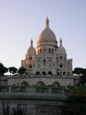 Париж монмартр